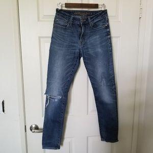 American Eagle Extreme Flex Jeans 28x32